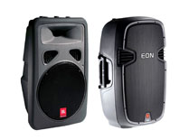JBL EON G2 Series Speakers